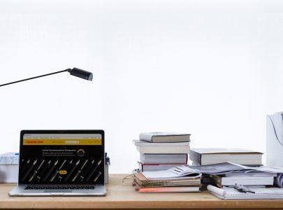 Materiais de escritório essenciais para organização