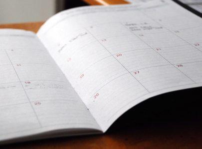 A importância de criar um cronograma de estudos