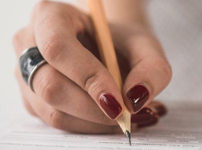 Descubra porque escrever à mão é tão importante