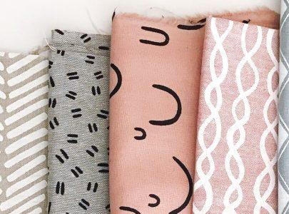 Usando caneta de tecido em seus artesanatos