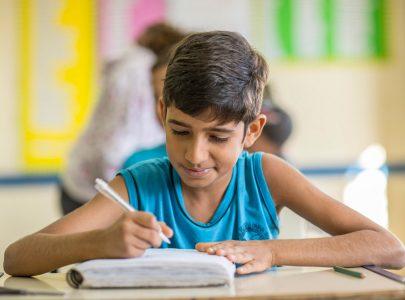 Infográfico: a dura realidade da educação no Brasil