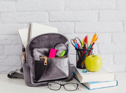 Saiba como organizar o material escolar dos seus filhos no dia a dia