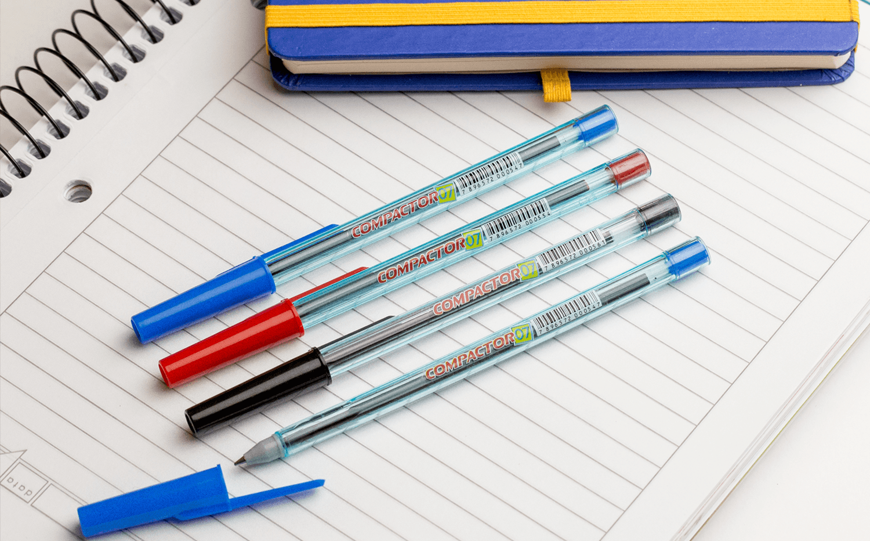 Saiba quais canetas você precisa ter no estojo escolar!