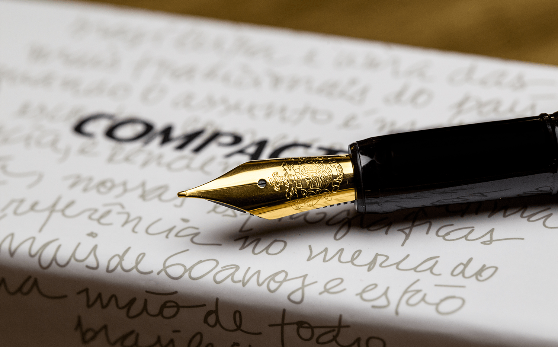 5 razões para você investir em uma caneta tinteiro