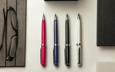 Como escolher uma caneta de luxo?
