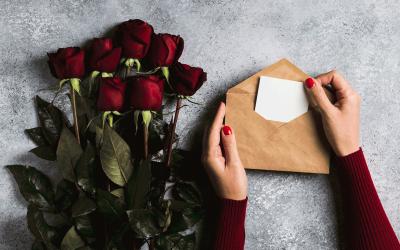 Carta para o crush. Declare-se para o seu amor!
