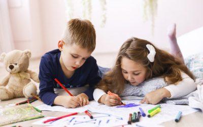 Atividades educativas para fazer em casa