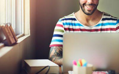 Aprenda a organizar seu espaço para trabalhar melhor em casa