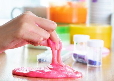 5 passos para fazer o slime perfeito em casa!