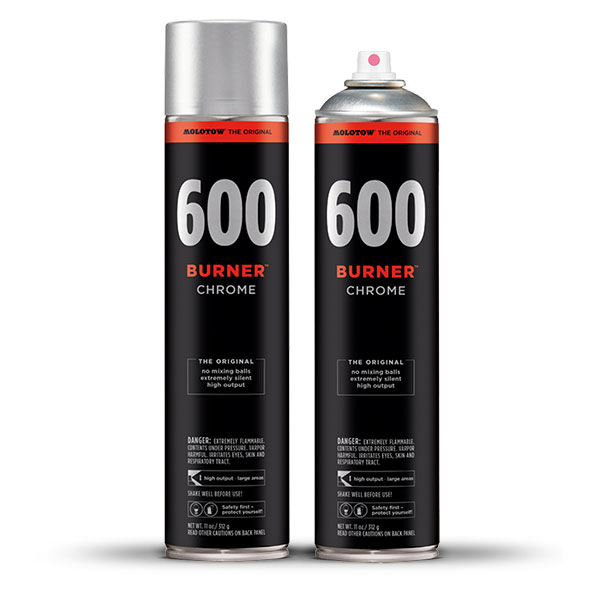 Spray Burner Molotow