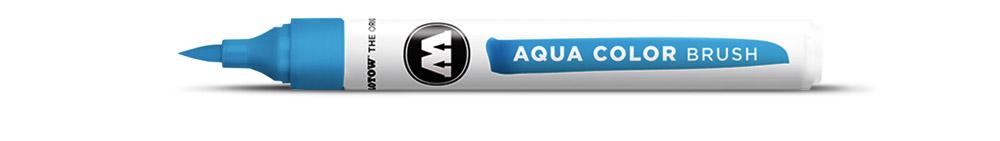 Aqua Color Brush Molotow