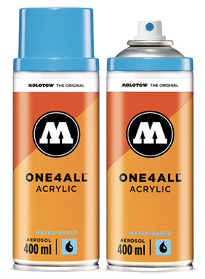 Sprays One4All Molotow