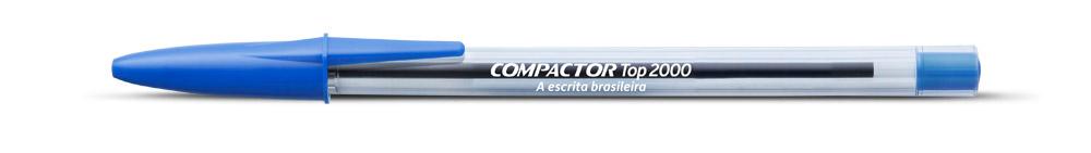 Esferográfica Compactor Top2000